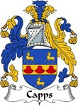 Capps Family Crest