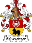 Schweitzer Family Crest