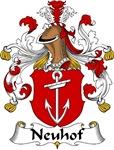 Neuhof Family Crest
