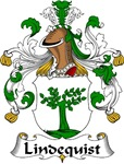 Lindequist Family Crest