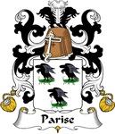 Parise Family Crest