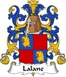 Lalane Family Crest