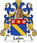 Lafon Family Crest