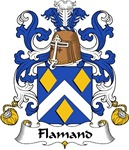 Flamand Family Crest