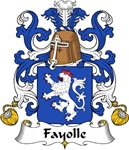 Fayolle Family Crest