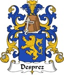 Desprez Family Crest