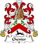 Chenier Family Crest