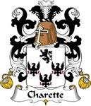 Charette Family Crest