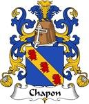 Chapon Family Crest
