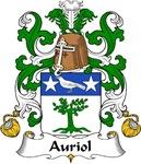Auriol Family Crest