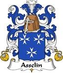 Asselin Family Crest