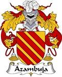 Azambuja Family Crest