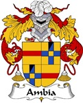 Ambia Family Crest