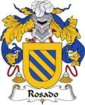 Rosado Family Crest