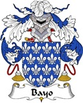 Bayo Family Crest