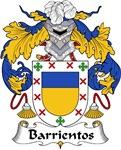 Barrientos Family Crest