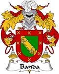 Banda Family Crest