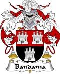 Bandama Family Crest