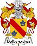 Baldenaches Family Crest