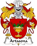 Artasona Family Crest