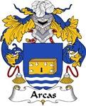 Arcas Family Crest