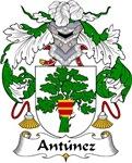 Antunez Family Crest