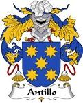 Antillo Family Crest