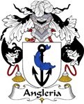 Angleria Family Crest
