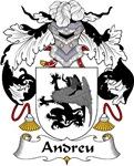 Andreu Family Crest