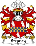 Stepney Family Crest
