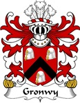 Gronwy Family Crest