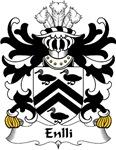 Enlli Family Crest