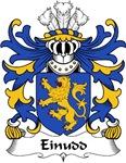 Einudd Family Crest