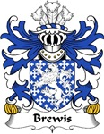 Brewis Family Crest