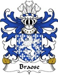 Braose Family Crest