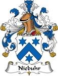 Niebuhr Family Crest