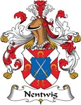 Nentwig Family Crest