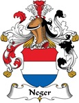 Neger Family Crest