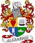 Alexander Coat of Arms
