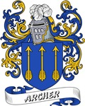 Archer Coat of Arms