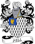 Pell Coats of Arms