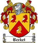 Becket Family Crest