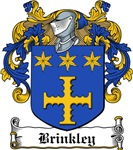 Brinkley Family Crests