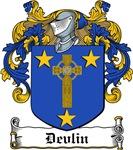 Devlin Family Crest