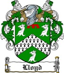 Llyod Family Crest