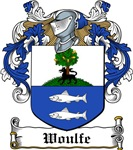 Woulfe Family Crest