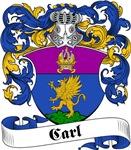 Carl Family Crest