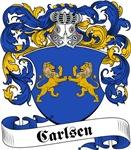 Carlsen Family Crest