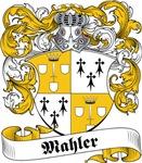 Mahler Family Crest