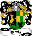 Mertz Family Crest